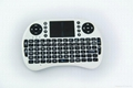 2.4G Wireless Mini Wifi QWERTY Keyboard