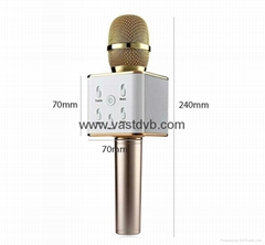 Wireless Microphone Pock