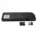 New Black 3 in 1 Rii mini X1 Handheld