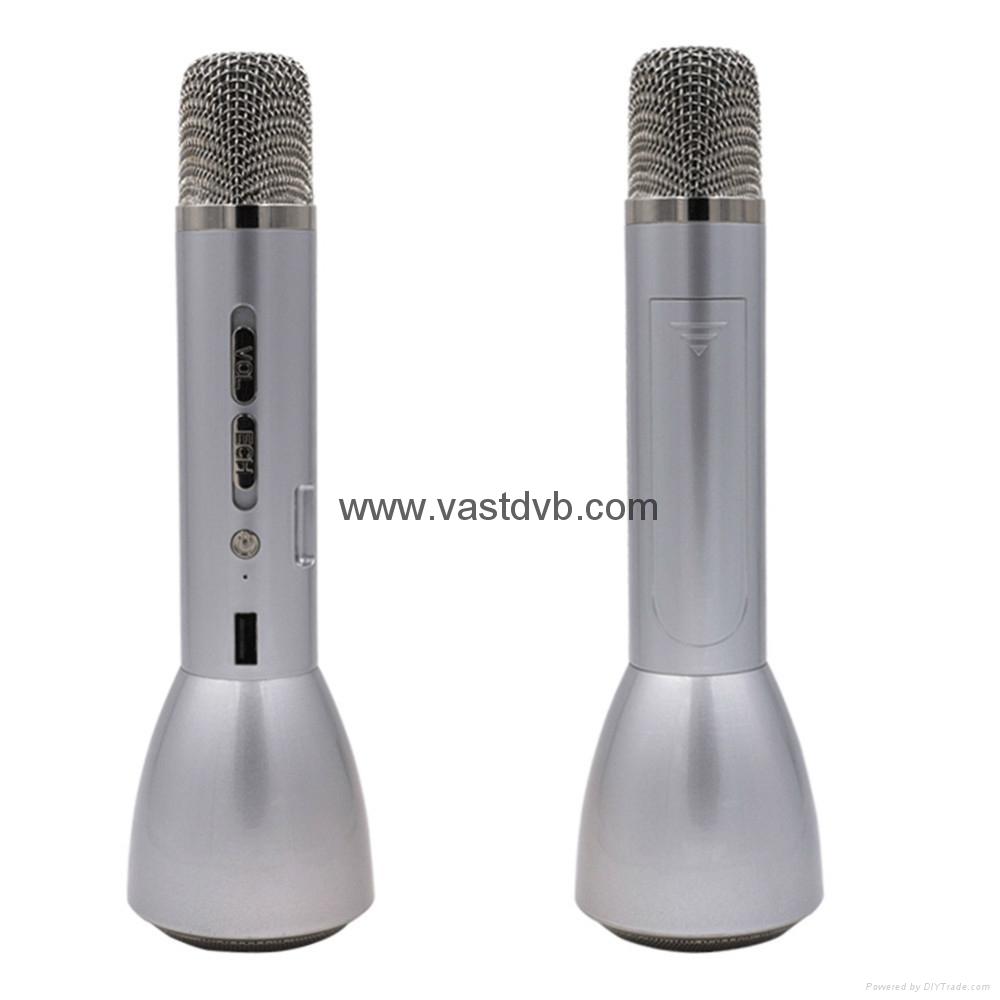 Universal Portable Bluetooth Wireless Microphone/Speaker/KTV Karaoke Handheld Mi 5