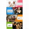 Universal Portable Bluetooth Wireless Microphone/Speaker/KTV Karaoke Handheld Mi 8