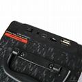 Original MS - 132BT Mini Portable Wireless Bluetooth Square Speaker