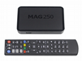 MAG 250 Iptv Set Top Box Without Iptv