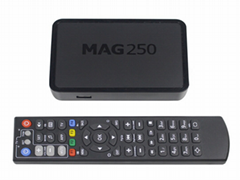 MAG 250 Iptv Set Top Box Without Iptv Account European IPTV Box MAG250 Support U (Hot Product - 1*)
