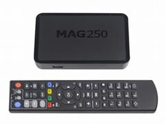 MAG 250 Iptv Set Top Box Without Iptv