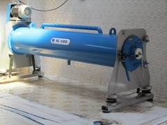 Carpet, Area rug Wringing centrifuge