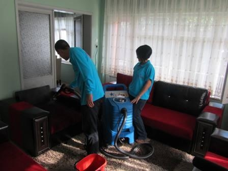 Commercial Steam Carpet&Upholstery Cleaning Machine 3