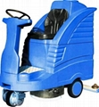 Ride on Floor Cleaning Vehicle