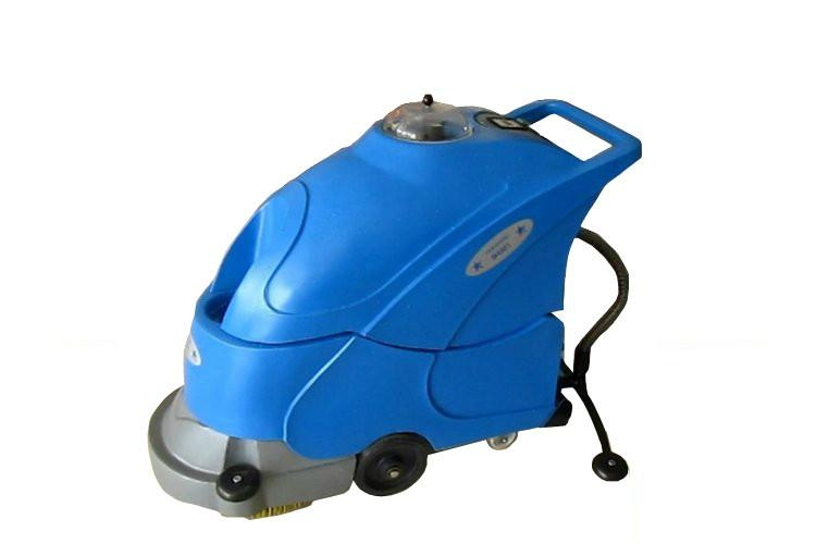 Walk behind hard floor cleaning machine b 4501 for Floor cleaning machine