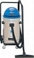 Industrial Wet-Dry Vacuum Sweeper
