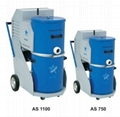 Induction Motor High Vacuum Sweepers