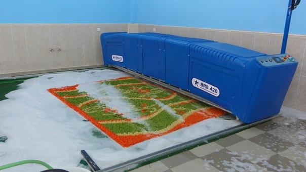 Automatic Carpet Washing Machines 5