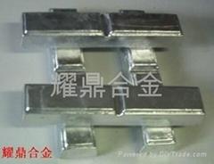 無鉛鋅鎘合金鎘鋅合金
