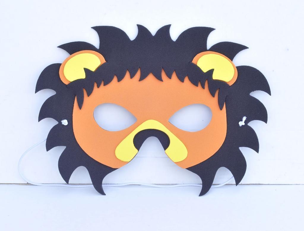 7707 品名: 可爱动物eva面具
