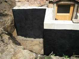 Bitumen Emulsion Foundation Protection Coating 1