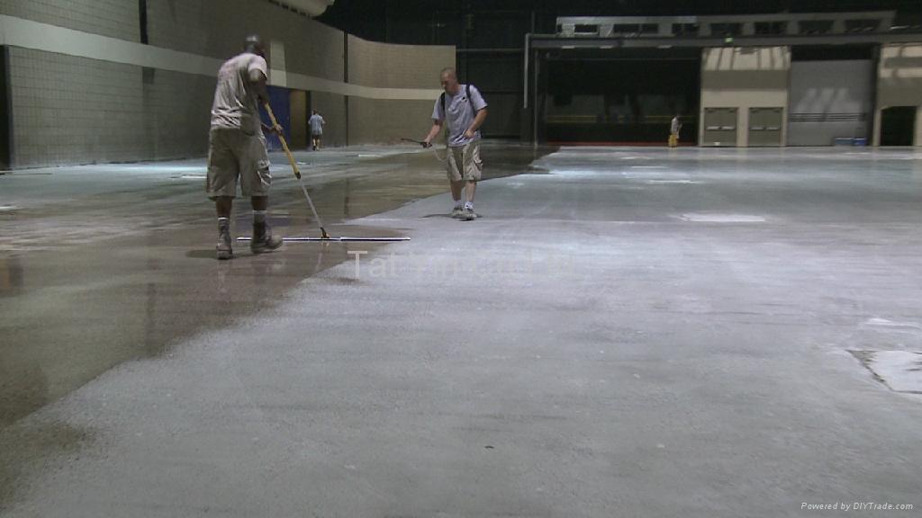 防尘及地台硬化油 1