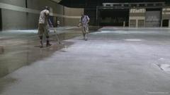 防尘及地台硬化油