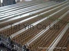 High Steel Ribbed Formwork