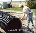 地下排水管