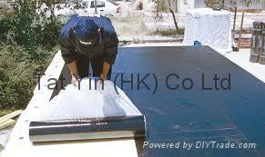 Self-Adhesive Bitumen Membrane 4
