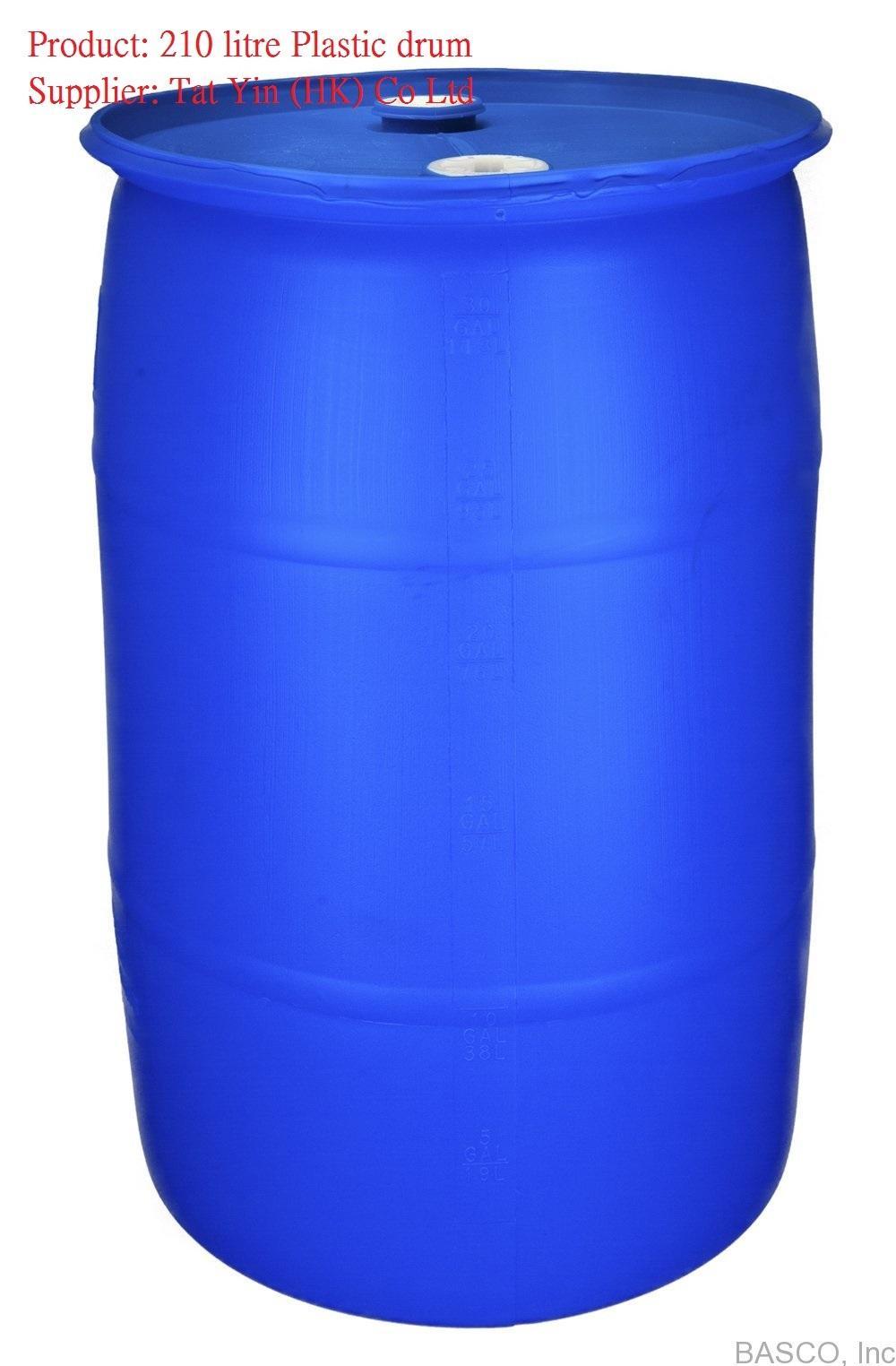 210公升胶桶 1