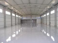 High Build Epoxy Resin Floor Coating