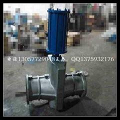 气动管夹阀 GJ641X-10L
