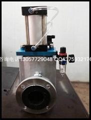 G41X-10L 铝管夹阀