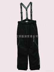 Supply Processing ski pants