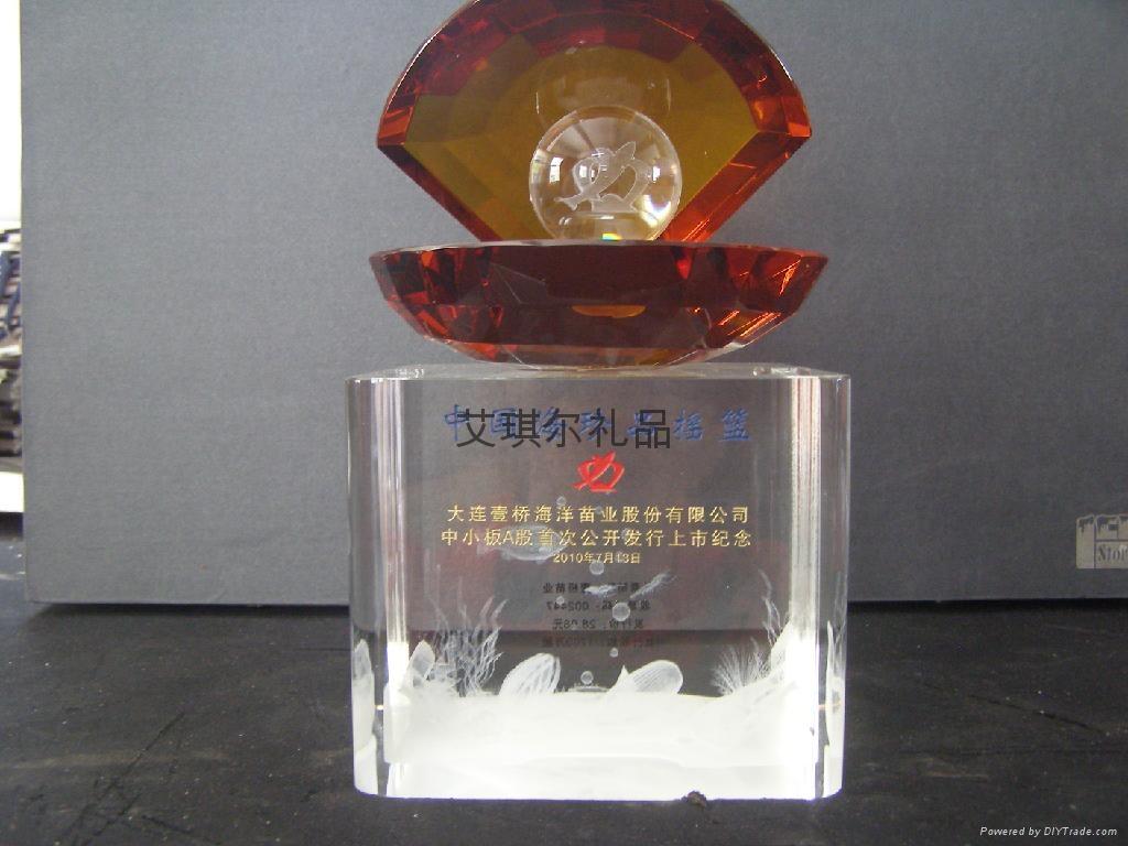 深圳水晶獎杯 水晶獎杯批發 3
