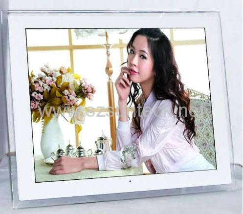 17 Inch Digital Photo Frame With Media Function Sd Dpf17b Oem