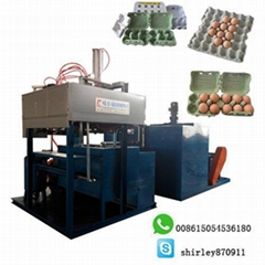Egg Tray Molding Machine