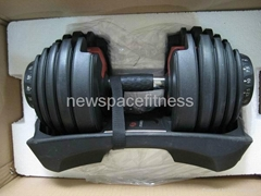 Bowflex SelectTech 1090 Dumbbells adjustable