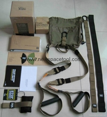 TRX force kit tactical T3 suspension trainer- GSA Version