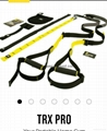 New TRX pro pack p4 , TRX PRO Suspension Training Kit 2017 new