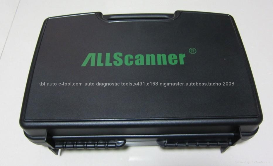 All scanner TOYOTA ITIS 3