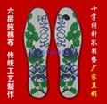 純手工十字繡鞋墊 5