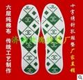 手工十字繡鞋墊 4