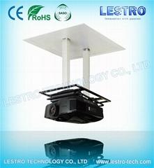 原厂直供  电动竹节式投影机吊架  CE和ROHS认证 超大负重可定制