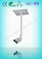 Security Camera with Circular Telescopic Cylinder, Load weight 20KG