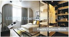原厂直供  电动窗帘 开合帘 CE和ROHS认证