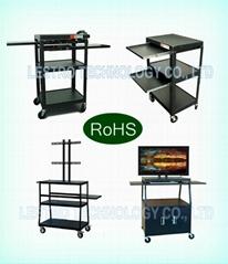 教育设备 学校教室投影机等教育设备置放仪器车