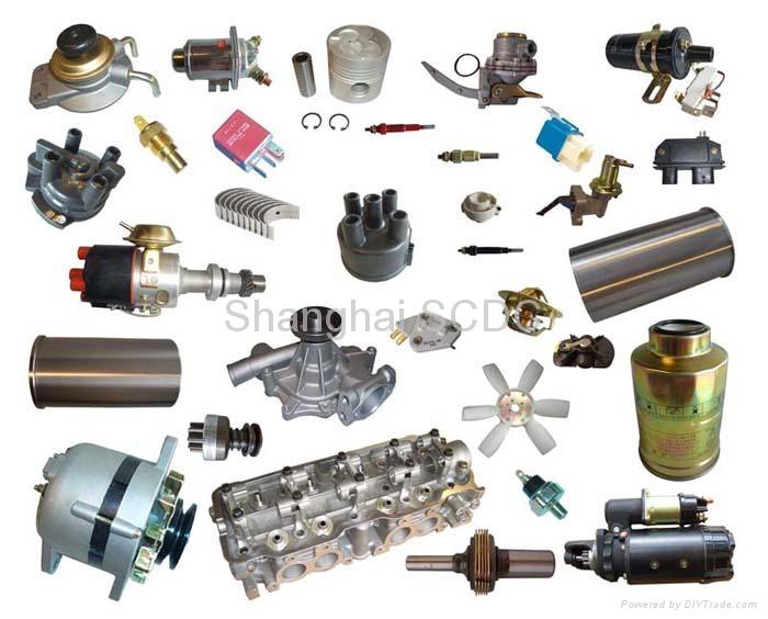 Pielstick engine parts 1