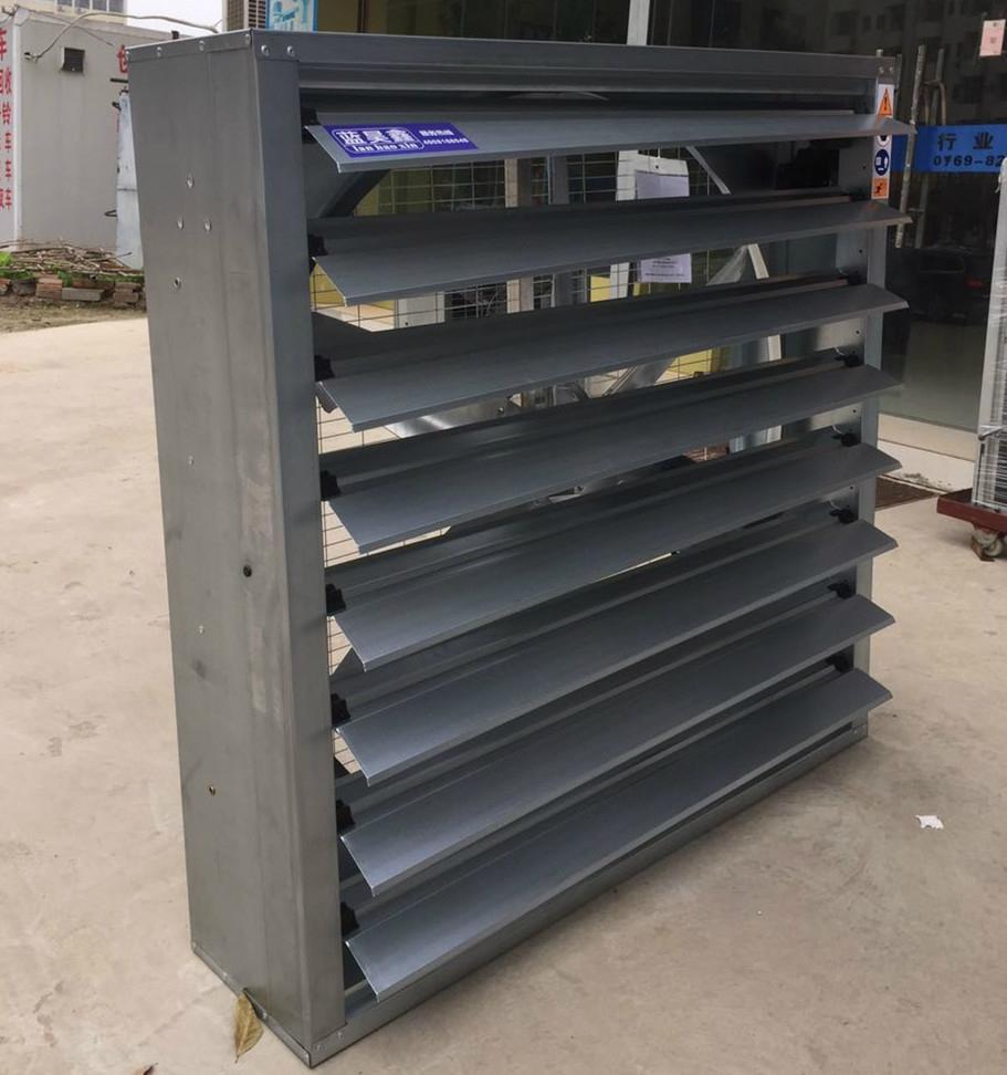 藍昊鑫牌1380MM鍍鋅板負壓風機 3