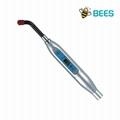 牙科无线LED光固化机(充插两