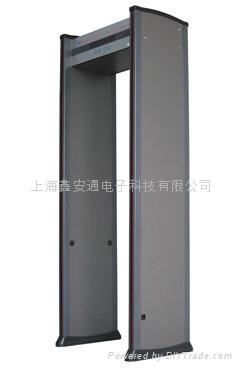 上海鑫安通金屬安檢門價格 1