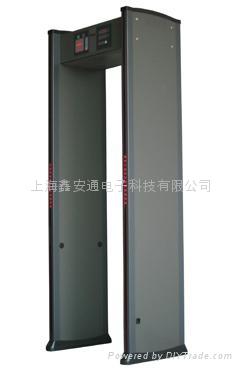 上海鑫安通金屬安檢門價格 2