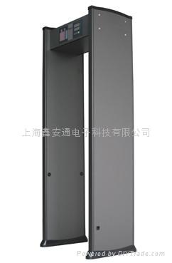 上海鑫安通金屬安檢門價格 3