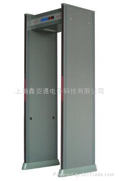 上海鑫安通金屬安檢門價格 5