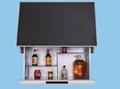 Automatic lifting kitchen cupboard 3